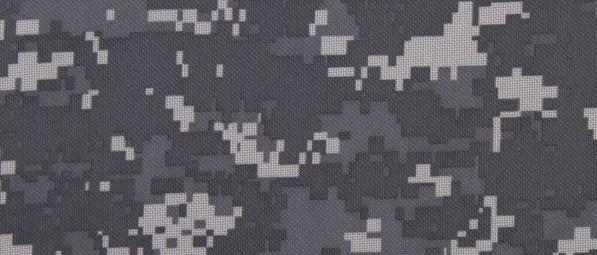 Камуфлированая ткань ПВХ (Цифра)